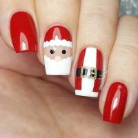 29 Festive Christmas Nail Art Ideas | Page 2 of 2 | StayGlam
