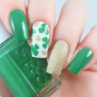 21 Creative St Patrick's Day Nails | Page 2 of 2 | StayGlam
