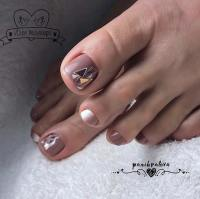 21 Elegant Toe Nail Designs for Spring and Summer - crazyforus