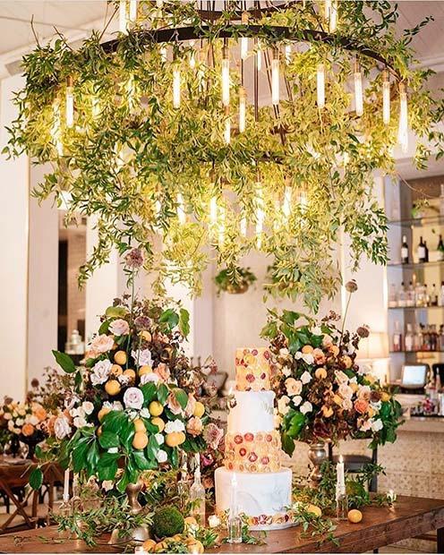 Rustic Bridal Shower Theme Idea