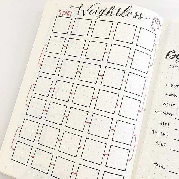 23 Bullet Journal Spread Ideas You\u0027ll Want to Copy \u2013 StayGlam - Page 2