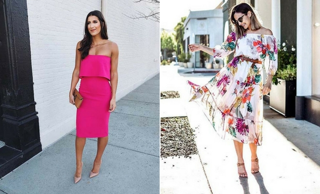 21 Stylish Wedding Guest Dresses for Summer \u2013 StayGlam