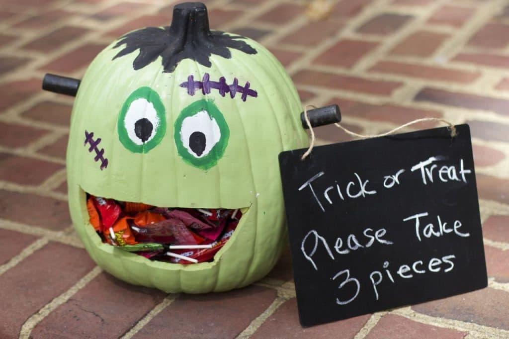 Pumpkin Face And Pumpkin Carving Ideas Close To Home