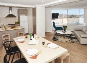 Bondi Beach Dining Living Room
