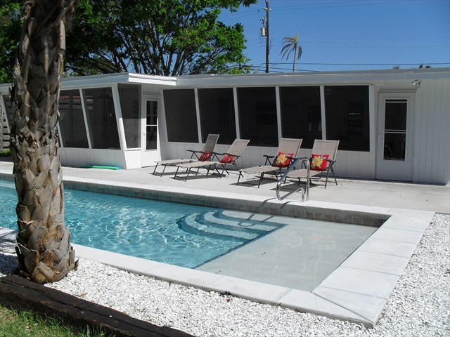 siesta key beach house rental