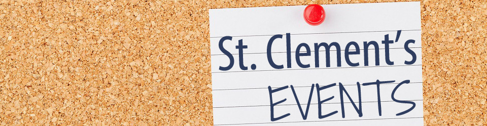 St Clement's Events