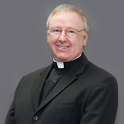 Father Andrew Heyes (Rector)