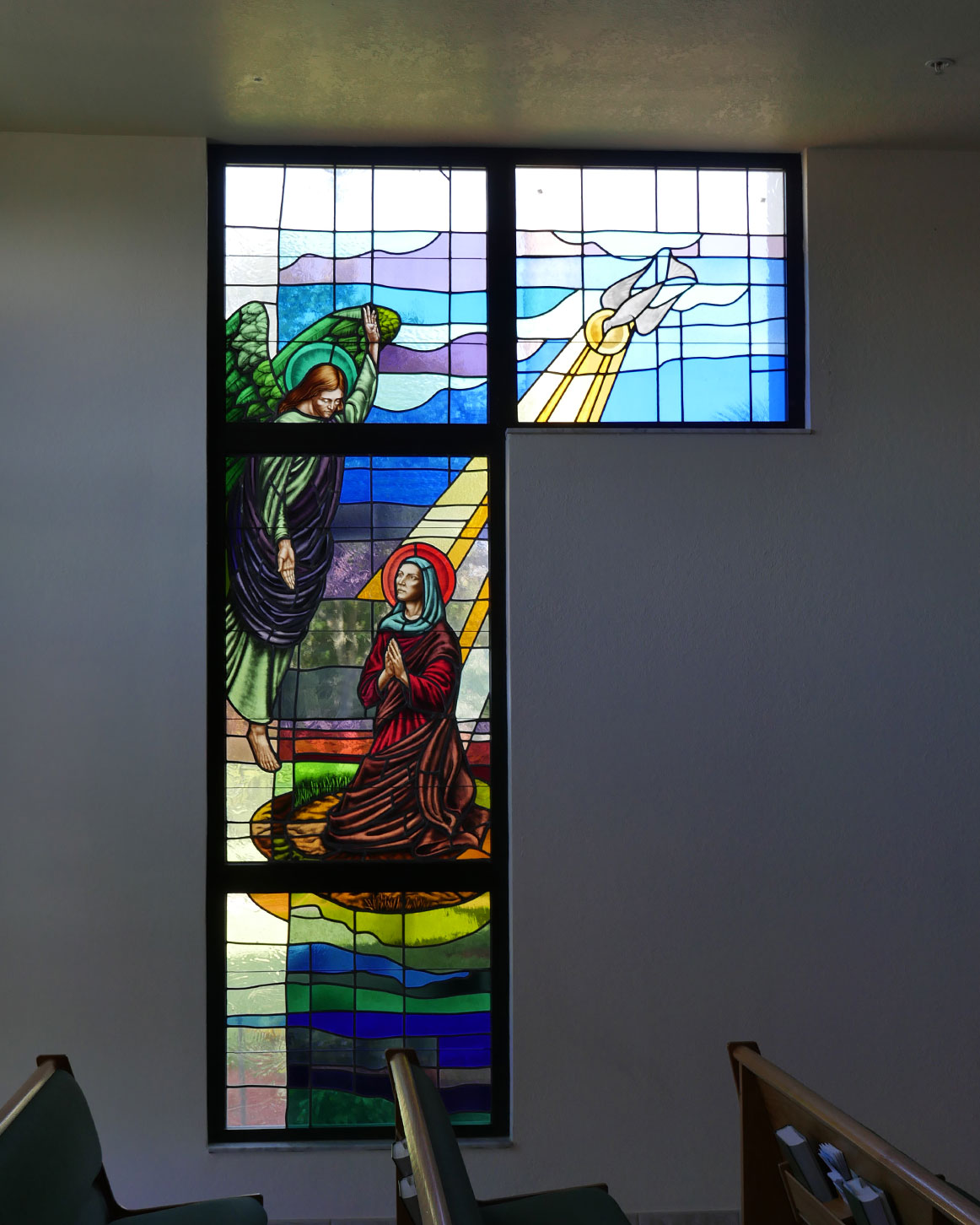 Cana Windows Stained Glass Windows St Columbkille Catholic Church