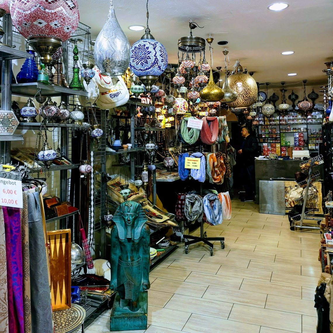 Lampen Dortmund Orient Shop In Dortmund Mitten In Der City Steadynews