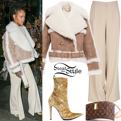 Rihanna39s Clothes Outfits Steal Her Style Page 3