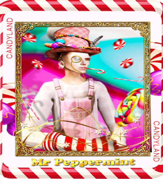 TMoG- Candyland Mr.Peppermint