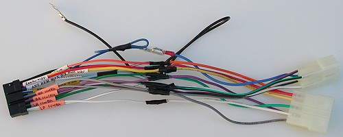 vr3 vrcd400 sdu wiring harness
