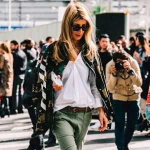 street-style-look-jaqueta-camuflada-sarah-rutson