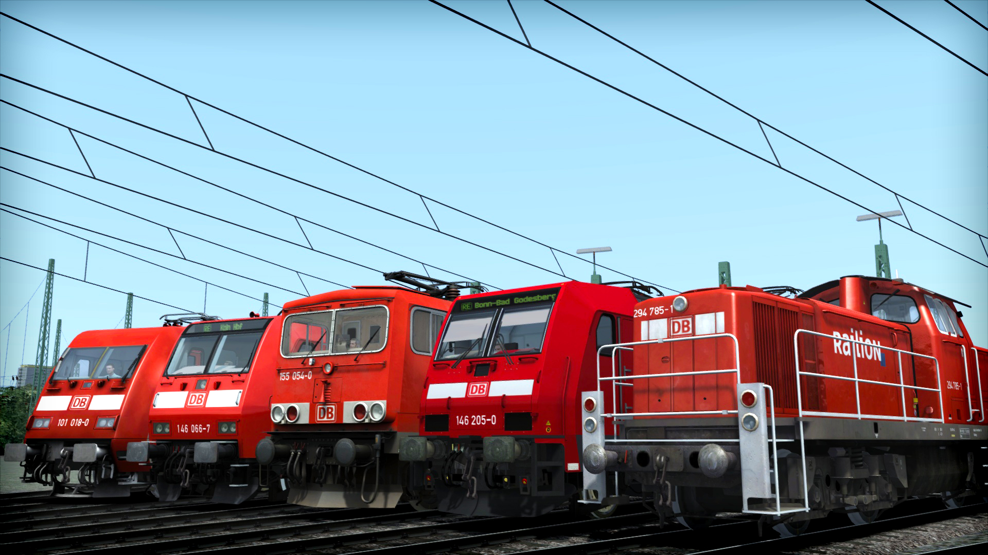 Copy Shop Koblenz Train Simulator West Rhine Köln Koblenz Route Add On