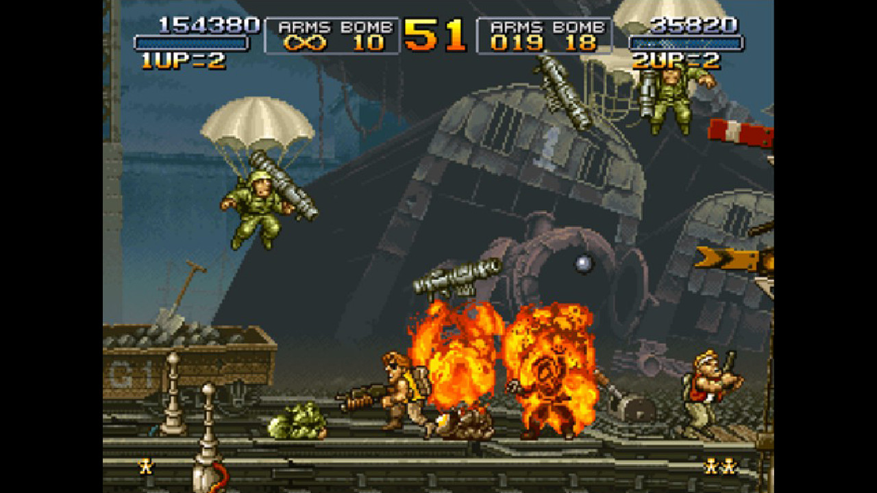Metal Pc Metal Slug