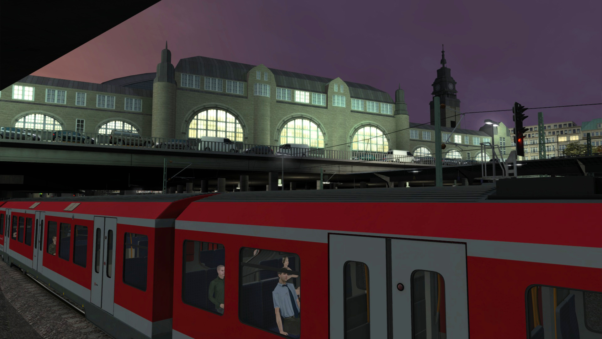 S-bahn Plan Von Hamburg Train Simulator Hamburg S1 S Bahn Route Add On