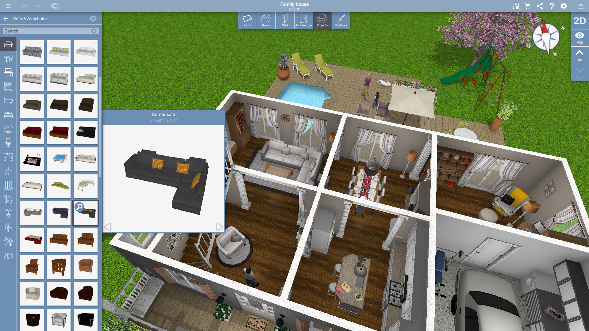Home Design Games For Pc Home Design 3d