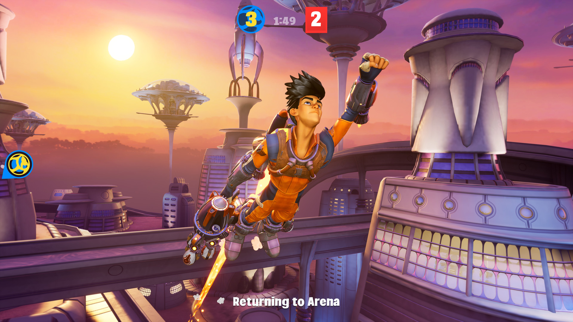 Arena Game Rocket Arena Beta On Steam