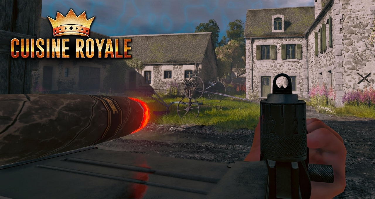 Cuisine Royale How To Heal News All News