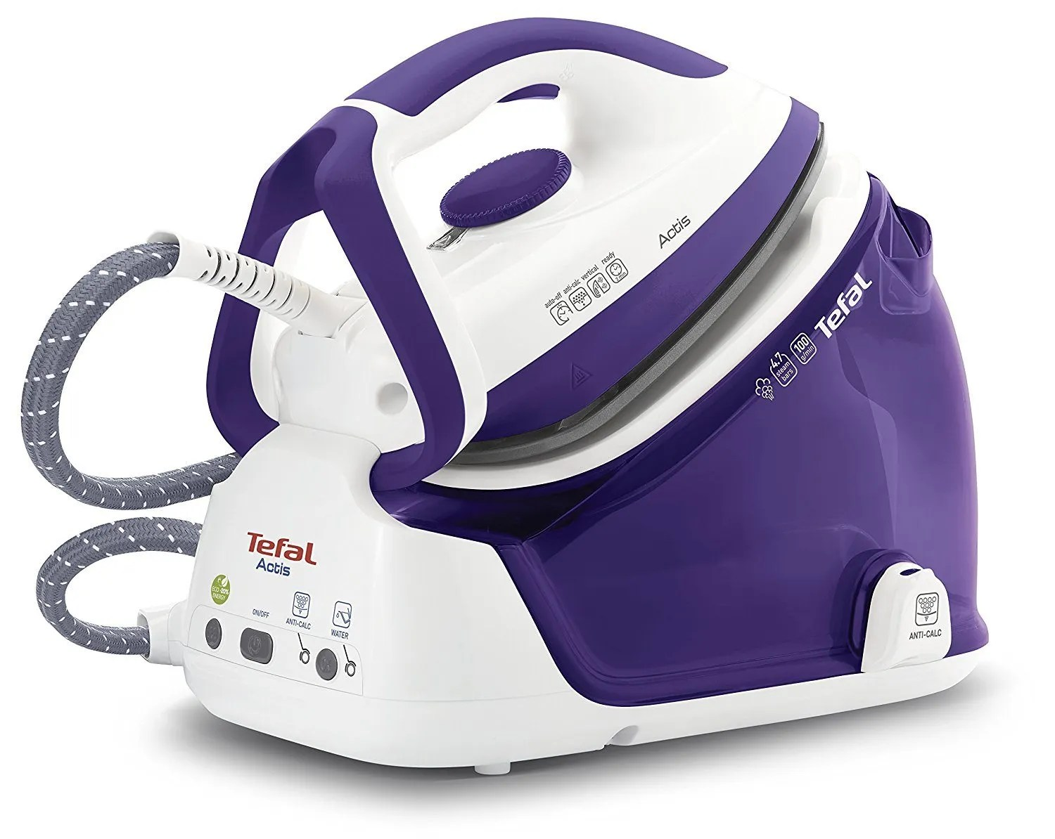 Tefal Stoomstrijkijzer Tefal Gv8461 Pro Express Autoclean Steam Generator Review