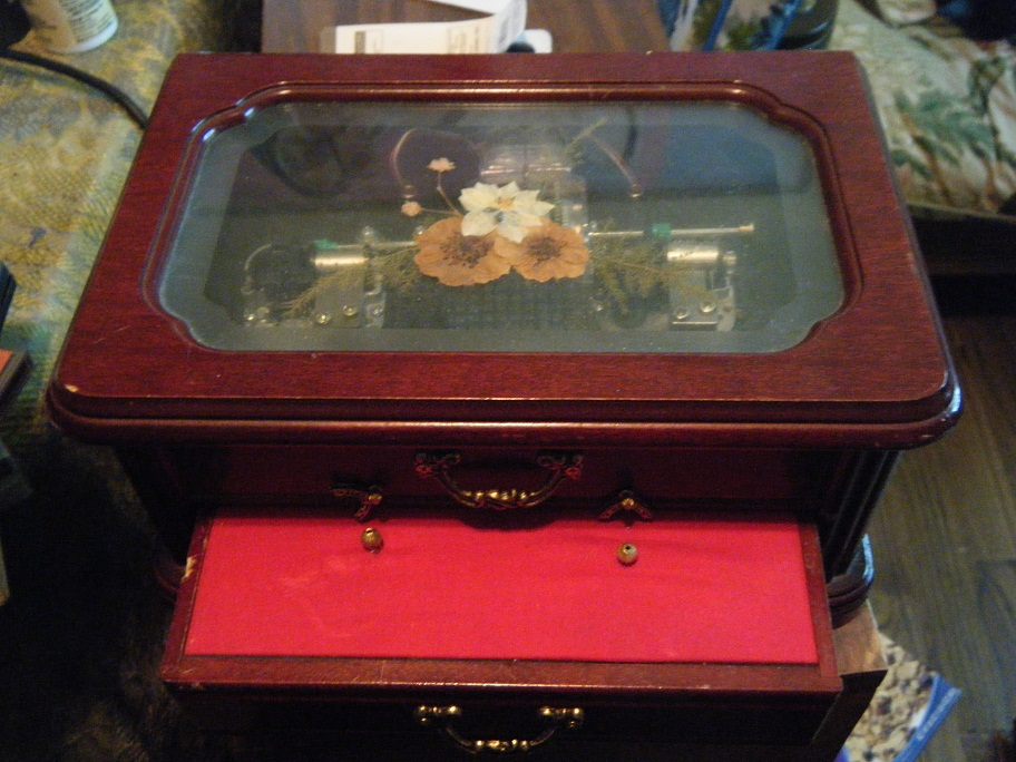 steampunk music box