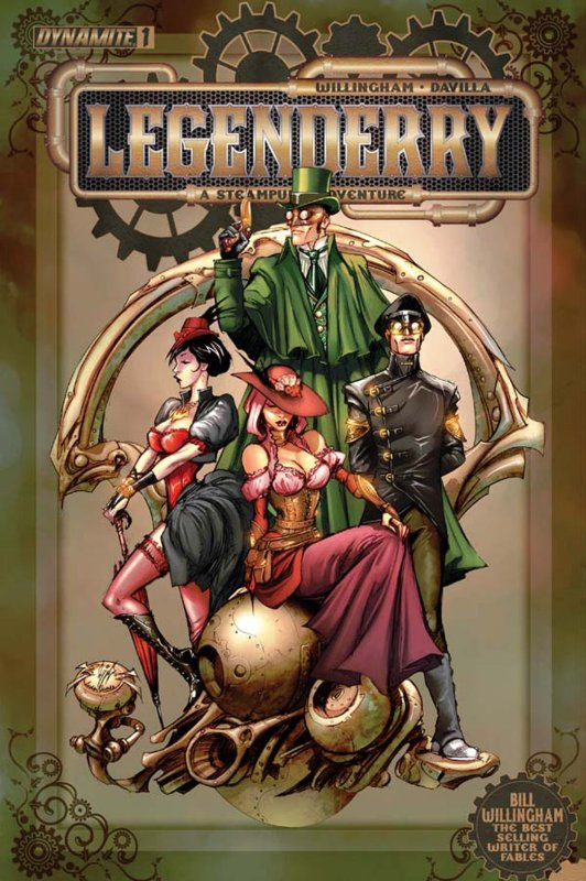 legenderry_cover