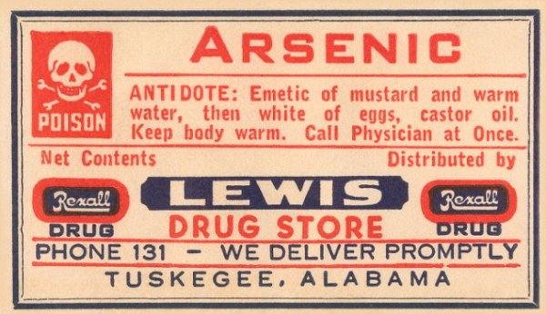 Arsenic Poisoning: Symptoms, Signs & Treatment