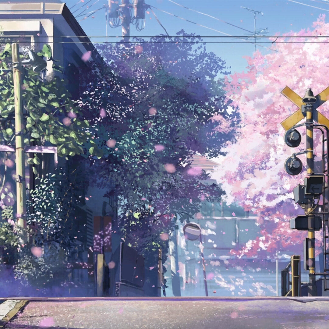 Steam 창작마당 :: [60fps]5 Centimeters Per Second Live Wallpaper