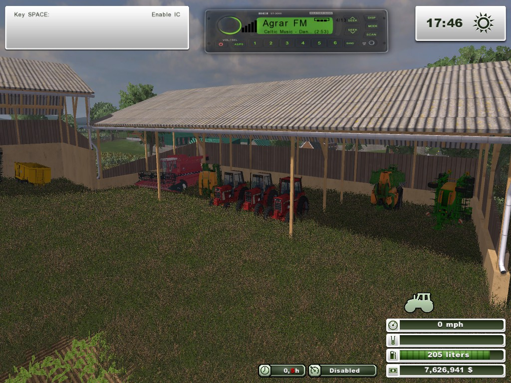 Ls 2013 Farming Simulator Steam Community Screenshot My International Garage In