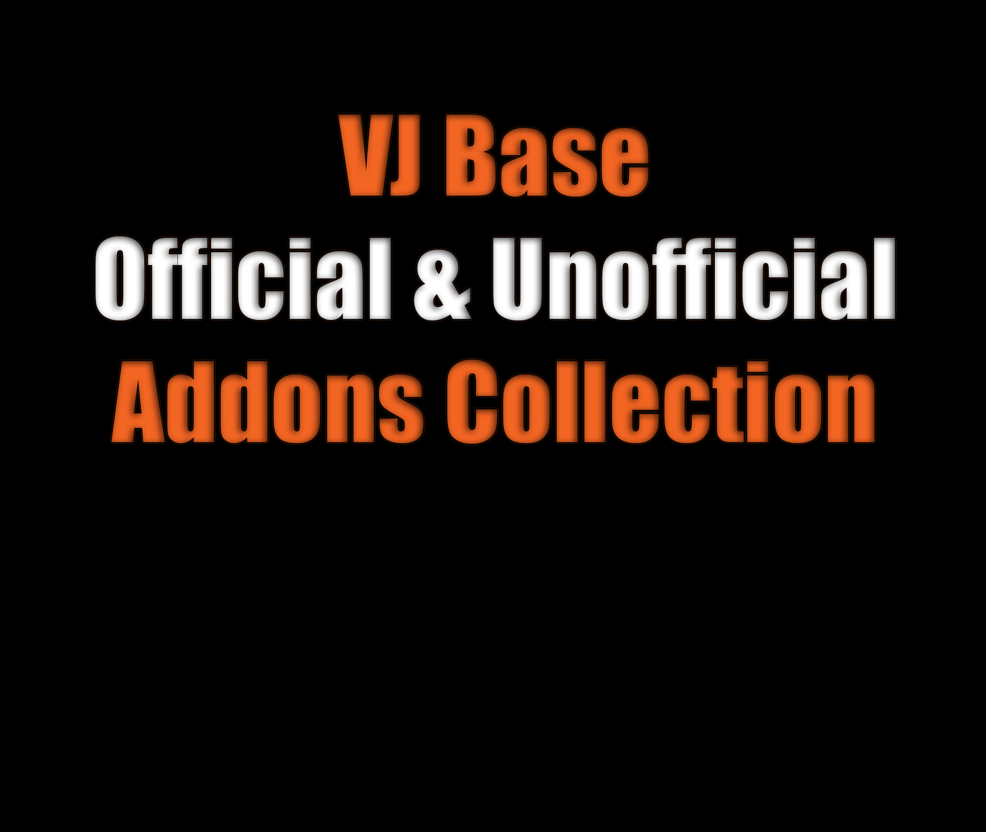 V J Steam Workshop Vj Base Official And Unofficial Addons