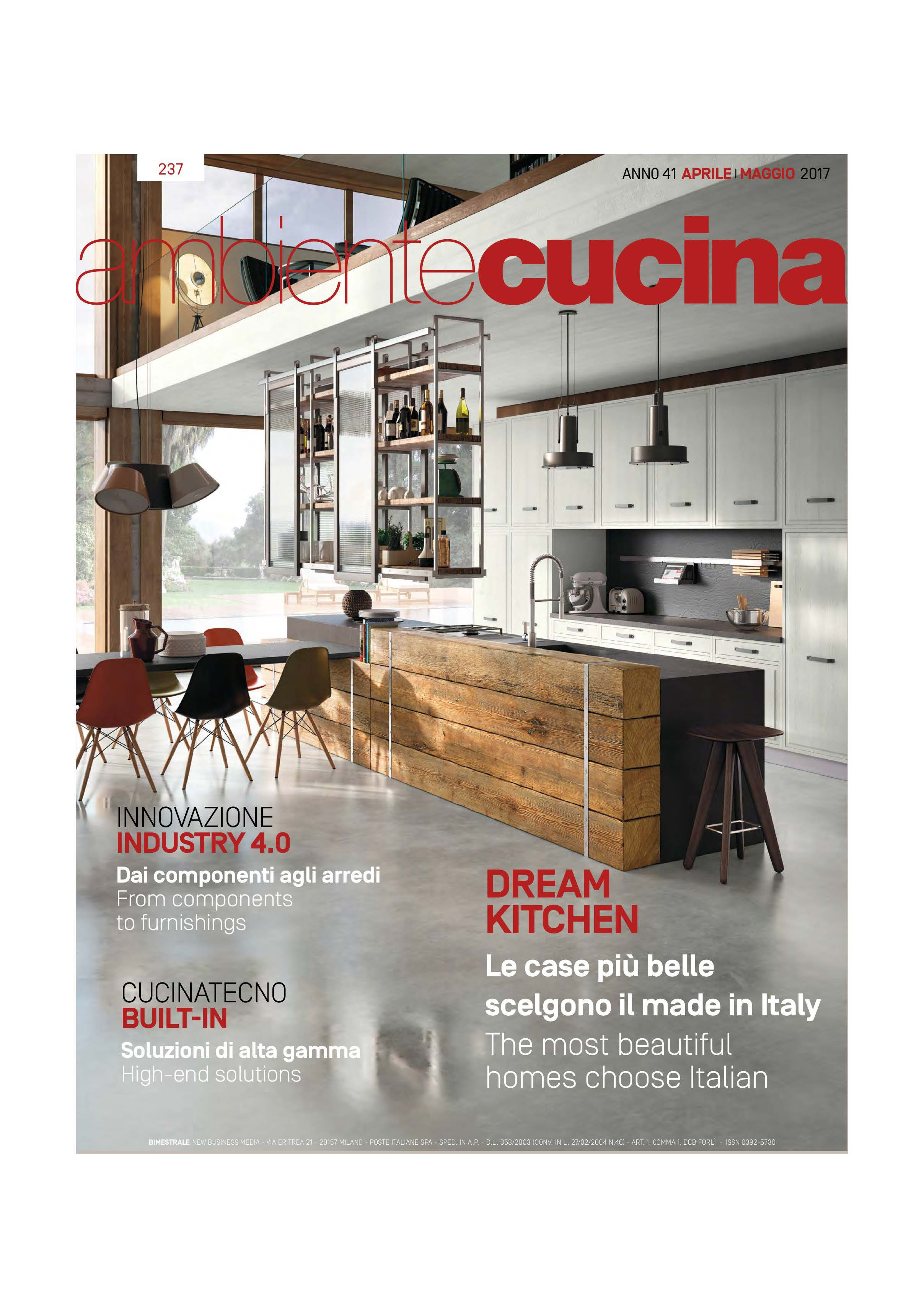 Cucina Arredo Kitchen Press Steel Cucine