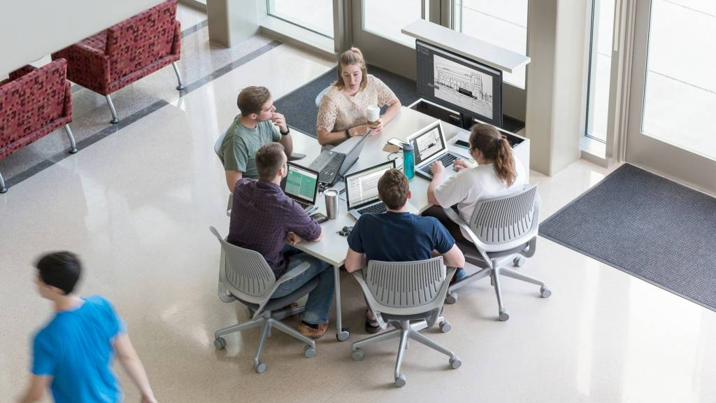 How The Verb Active Media Table Is Driving Student