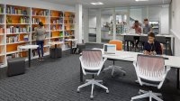 Innovative Library & Learning Space Design - Steelcase