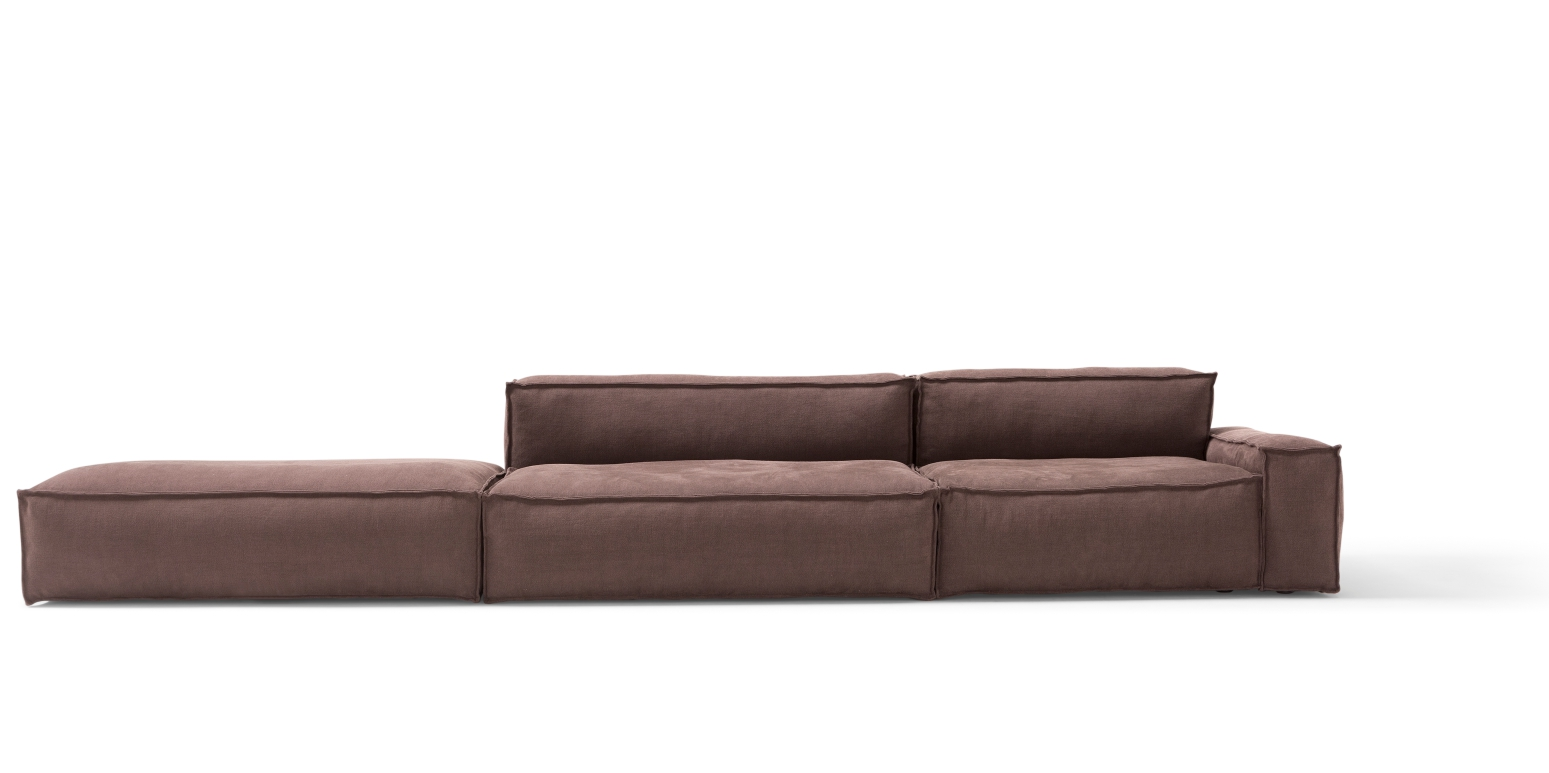 Sessel Charles Eames Design Sofa Davis By Amura