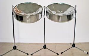 Tenor steel drum