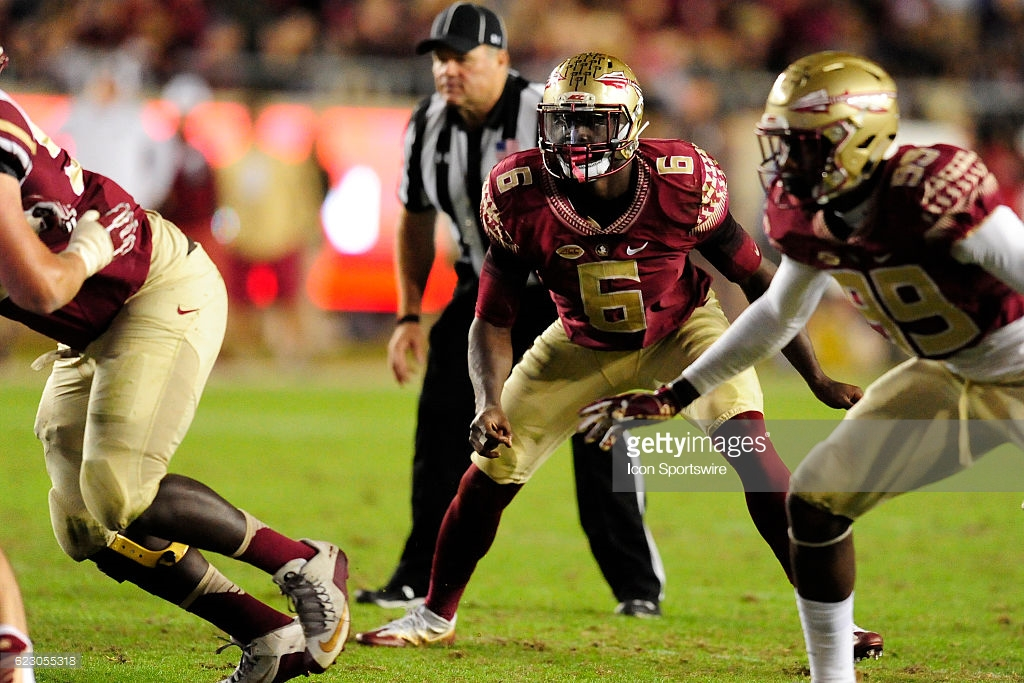 2018 NFL Draft Player Profiles Florida State ILB Matthew Thomas