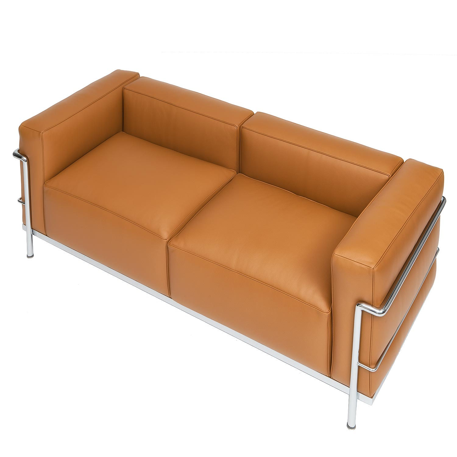 Sofa Le Corbusier Corbusier Designed Sofa Lc 32 | Steelform Design Classics