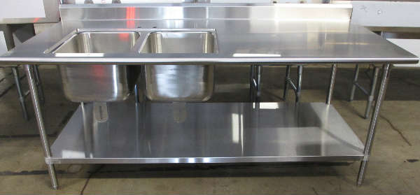 Kitchen Cabinets And Countertops Stainless Steel Commercial Kitchens | Steelkitchen