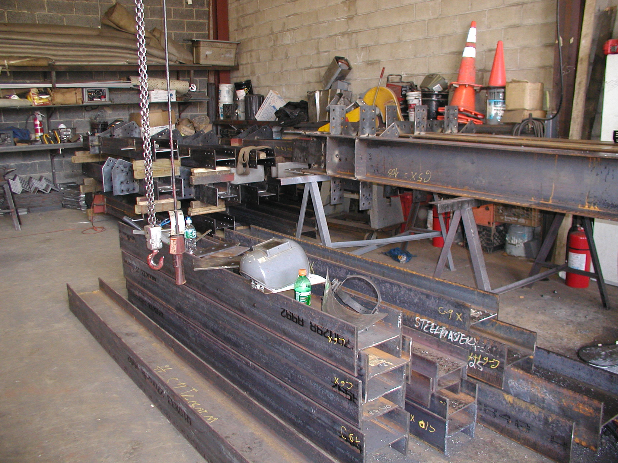 Iron Shop Find Structural Steel Projects For Installation Renovation Works