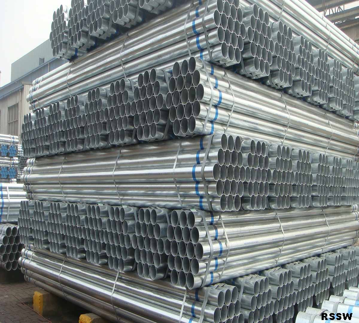 Quality Door Design Corp Pre Galvanized Steel Pipe Q195-q235_chn Steel Pipe & Tube