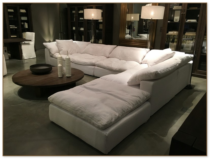 Sofas With High Back Restoration Hardware Cloud Sofa