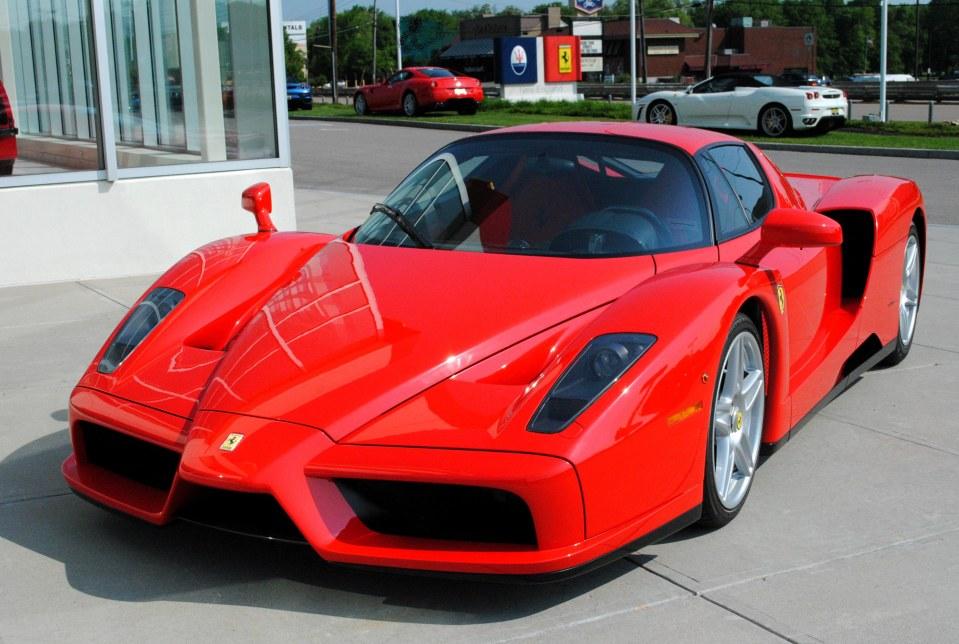 4k Car Wallpaper Koenigsegg Rs Ferrari Steel Tour