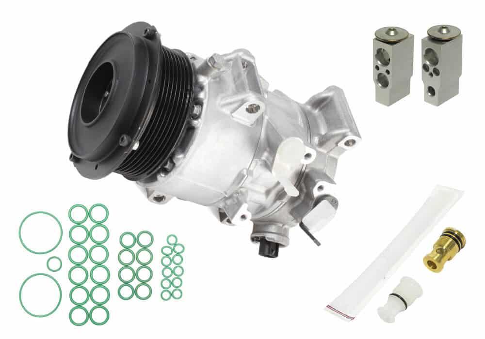 Acura TSX A/C Compressor Kit $41500\u2013$49500
