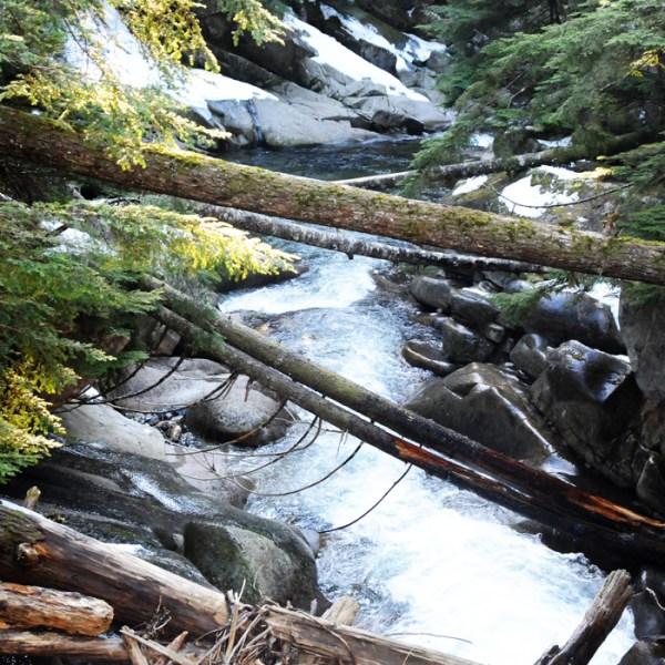 Franklin Falls Trail & Snoqualmie Falls