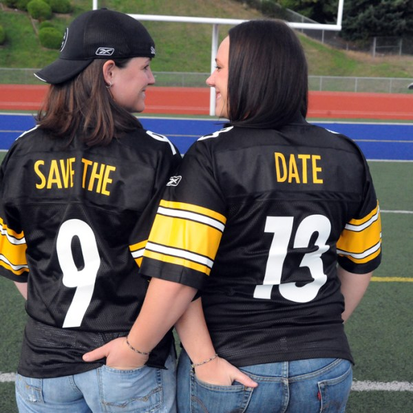 Renee & Vanessa Engagement – Sports