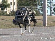 Wild Cat robot from Boston Dynamics
