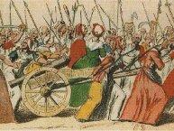 EU-eliten forstår ikke raseriet i folket. Franske kvinner marsjerer mot Versailles i 1789