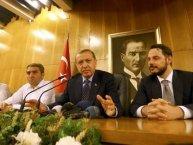 Erdogan erklærer at kuppforsøket er knust