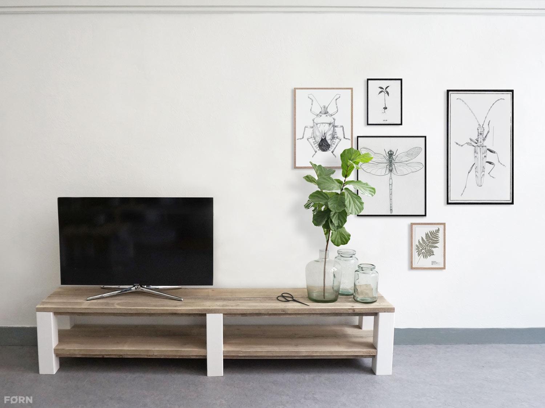 Modern Tv Meubel Landelijk Wonen Eurosun