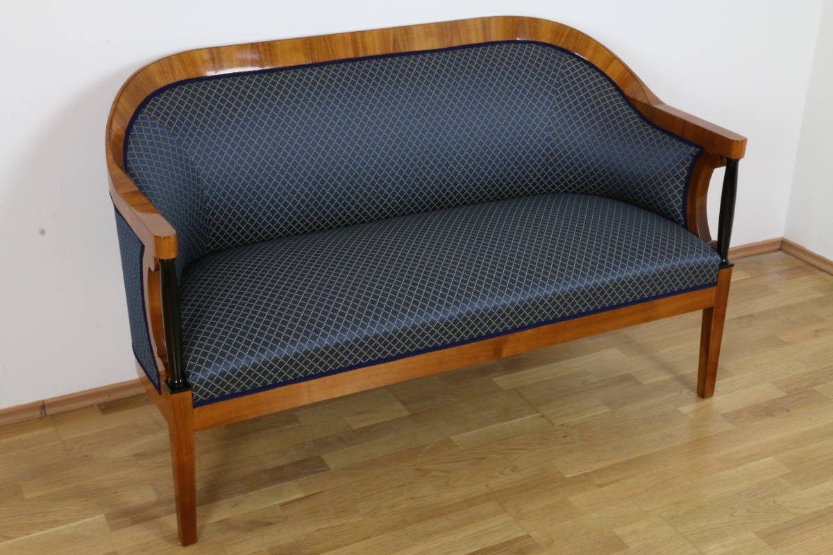 Biedermeier Sessel Antike Biedermeier Sofa